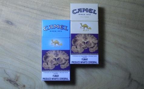 Camel & Camel blue