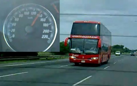 Der rasante Bus aus Paraguay