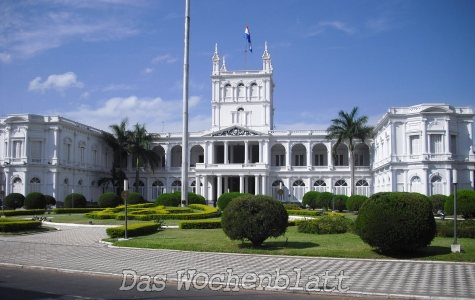 Der López Palast in Asunción
