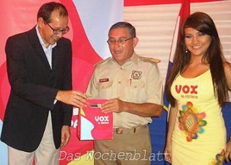Vox-Copaco-Polizei