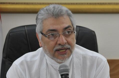 Fernando Lugo am 07.04.2011