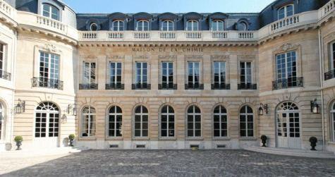 Maison de la Chimie - Austragungsort der Vollversammlung