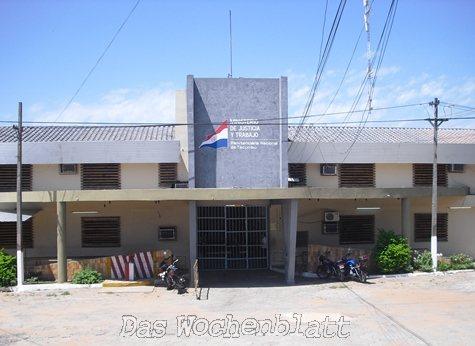 Justizvollzugsanstalt Tacumbú in Asunción