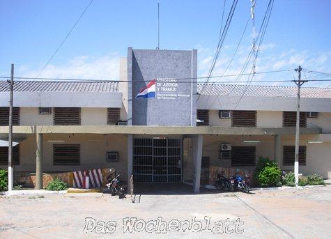 Justizvollzugsanstalt Tacumbú