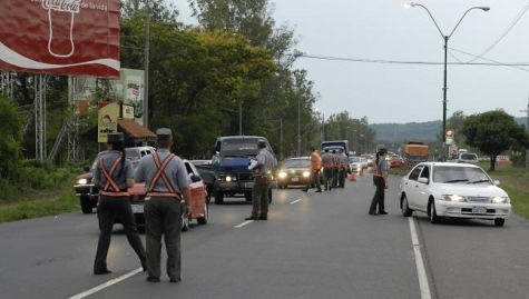 Policia Caminera (Abc)