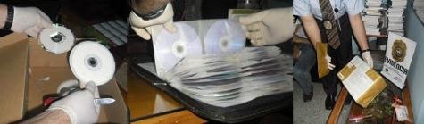 Kokain DVDs (Senad)