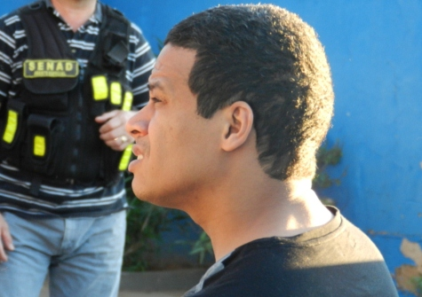 Verdächtiger Brasilianer (Senad)