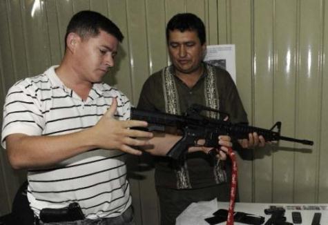 Gefundene Waffen (Abc)