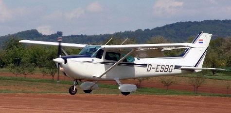 Cessna Paraguay