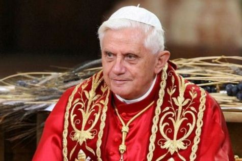 Papst Benedikt XVI (Soundportal.at)