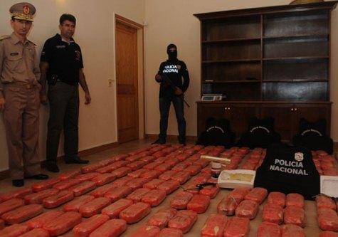 400 kg Kokain (UH)