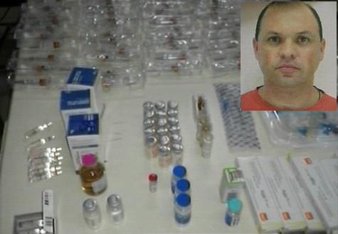 Carlos López und die geraubten Medikamente (RG)