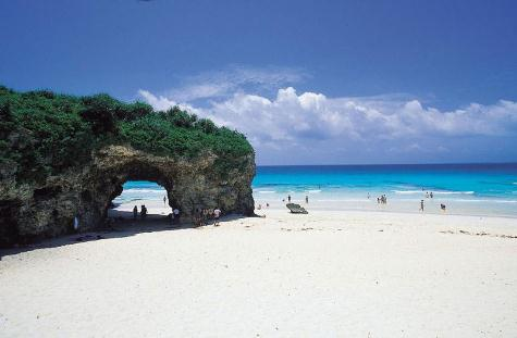 Miyako Insel, Okinawa, Japan