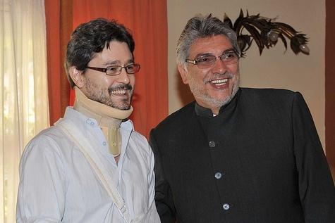 Soares und Lugo in vergangenen Zeiten (Flickr)