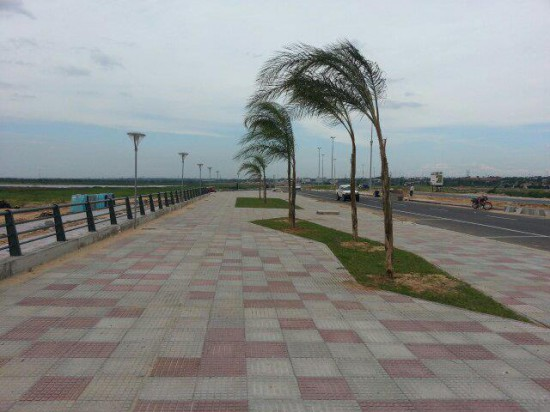 Avenida_Costanera_Asuncion_Fussweg