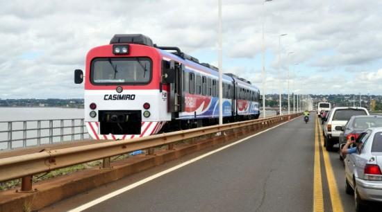 Eisenbahn Encarnación