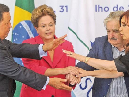 Mercosur Muijas Buch