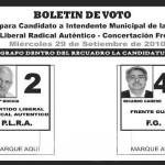 Historische Wahl von Bürgermeisterkandidat an einem Feiertag