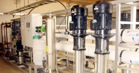 Wasserentsalzungsanlage in Villa Choferes del Chaco wird heute eingeweiht