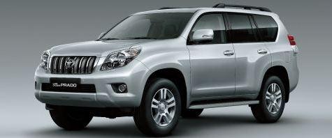 Juristischer Direktor von Itaipú erbittet Fahrzeug im Wert von 85.000 US-Dollar