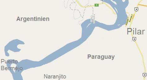 Erwartungen wachsen das in 2013 eine weitere Brücke Paraguay mit Argentinien verbindet