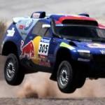 Paraguay, Teil der Rallye Dakar 2012