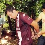 Mörder des unschuldigen Studenten aus Capiatá gefasst