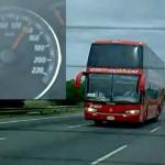 Video beweißt, dass der verunglückte Reisebus in Argentinien mit 140 km/h fuhr