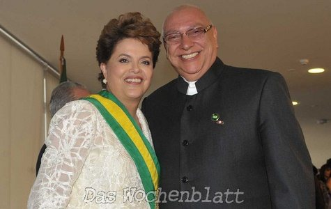 Im März besucht Dilma Rousseff Paraguay