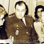Gustavo Stroessner, Sohn des Diktators, zurück aus dem Exil