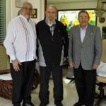 Treffen von Fernando Lugo und Fidel Castro und der überraschende Besuch Haitis