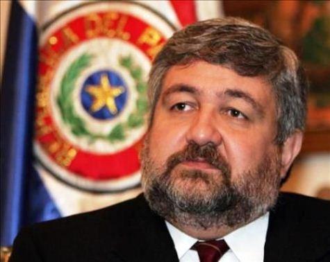 Héctor Lacognata - Außenminister Paraguays