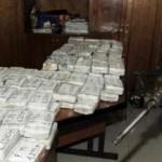 190 Kg Kokain beschlagnahmt und internationales Schmugglernetz aufgeflogen