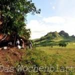Auf der Suche nach einem prähistorischen Schatz im Nationalpark Cerro Corá