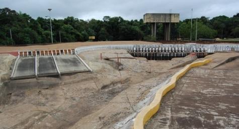 Wiedergeburt des reduzierten Itaipú Modells