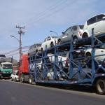 Erste Iquique Autos mit Radioaktivität entdeckt
