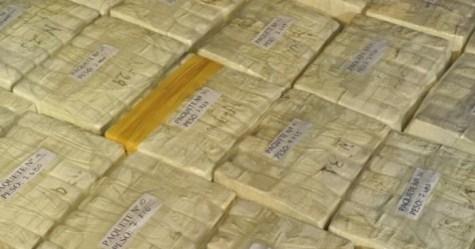 875,75 kg Kokain (Abc)