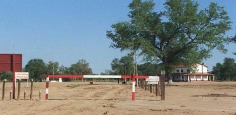 Verbesserungsarbeiten an militärischen Einrichtungen im Chaco beginnen am Freitag