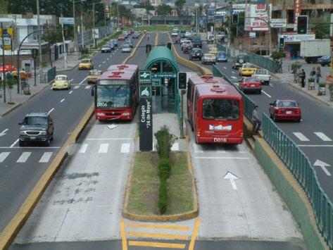 Exklusive Strecke für Doppelgelenkbusse wird von Capiatá nach Asunción führen