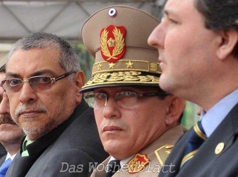 Wechsel in der Polizeikommandantur? Visitación Giménez bat um Neubesetzung seines Amtes