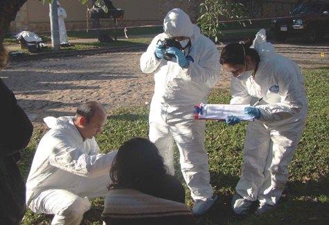 Das CSI Team aus Paraguay – mit Technologie zur Verbrechensaufklärung