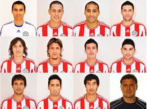 Copa America: Paraguay qualifiziert