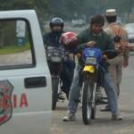 Motorräder ohne Kennzeichen werden endgültig einkassiert