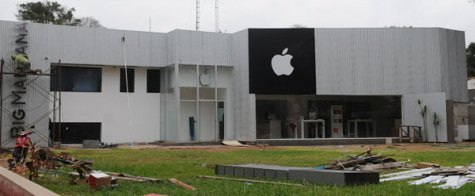 Apple Store Asuncion (UH)