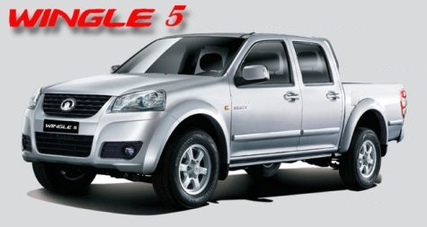 Great Wall Wingle 5