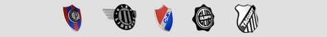 Aufgelistete Klubs aus Paraguay