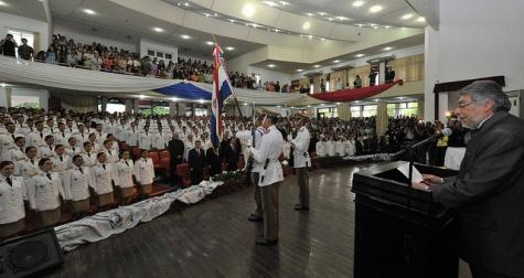 1.000 neue Polizisten beginnen mit ihrem Dienst