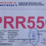 Provisorische Kennzeichen verfallen nicht, erklären Notare