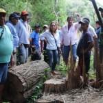 Carperos – jetzt im Nationalpark oder doch auf Privatgelände?