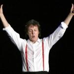"Mister Paul McCartney ""On The Run"" in Asunción"